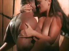 Tia Carrere taking black dick