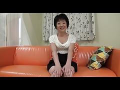 46yr old Yumiko Teranishi Sucks and Fucks (Uncensored)