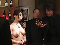 JAV wife slave auction Ayumi Shinoda CMNF ENF Subtitled