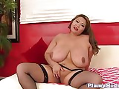 Asian plumper rides cock after sucking